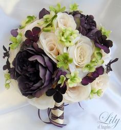 These are the flowers I will be getting for our wedding! And at an awesome price!