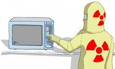 Você conhece os perigos do micro-ondas? Confira cinco dicas para viver sem ele.