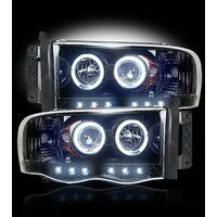 Cheap Recon 264191BK Projector Headlights sale