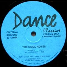 Funk-Disco-Soul-Groove-Rap: The_Cool_Notes-My_love_is_hot