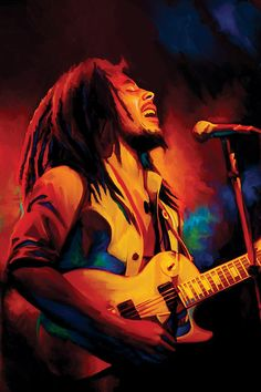 Bob Marley #one life #one love @zion Train There's a natural mystic Blowing through the airLegendery