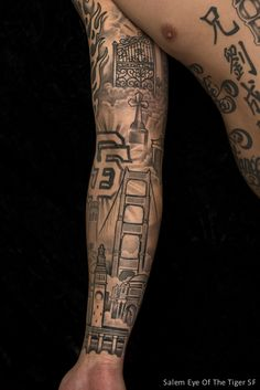 Tattoo sleeve day of the dead eyes ideas for 2019 Tribal Foot Tattoos, Side Hand Tattoos, Forarm Tattoos, Cool Chest Tattoos, Chest Piece Tattoos, Dope Tattoos, Arm Tattoos For Guys, Leg Tattoos, Body Art Tattoos
