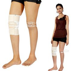 Elastic Knee Support: GPC Medical Ltd. - Exporter & Manufacturers of Elastic knee support from India. Elastic Knee Support made of soft yarn & heat resistant rubber. These Knee support are available in small, large and extra large sizes. Visit us online http://www.orthopaedic-implants.net/elastic_knee_support_india.html