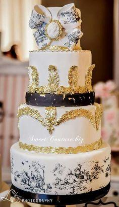 French style cake