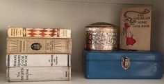 Vintage & Antique Cookbooks