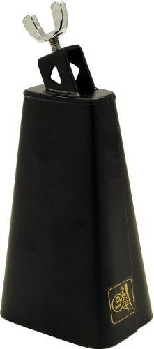 """Latin Percussion LPA404 Cha-Cha Cowbell 5 3/4 by Latin Percussion. $23.89. LP Aspire Cowbells are a great value with the right sound and style for the intermediate player. Each offers different tones. The convenient wing screw clamping mechanism holds tight to 3/8"""" diameter mounting rods for secure placement on drum sets or percussion set ups.. Save 25%!"""
