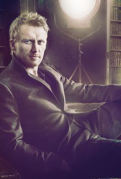Kevin McKidd. It confuses me when I'm attracted to someone who's totally not my type. Must be his natural charm!