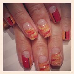My nail design - Sep., 2013