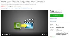 Make your first amazing video with Camtasia http://ift.tt/1ZYiulY  #dIscover #camtasia #tool #video