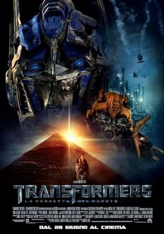 Transformers - La vendetta del caduto (film 2009)