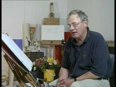 DVD - Painting Flowers in Watercolour with Charles Reid