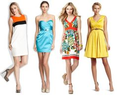 dresses for apple shape by Creative Fashion, via Flickr