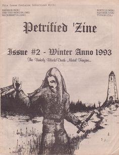 black metal zine