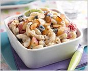Dreamfields Pasta's Fruit & Yogurt Elbow Salad
