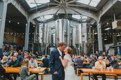 Rhinegeist Brewery - Rhinegeist Wedding - © StephanieLyell - http://www.lyellphotography.com