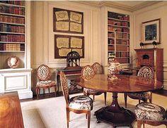 Bill Blass Dining Room