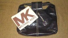 Michael Kors Astor Studded Hobo Black - matching Wallet, Dustbag & FREE…