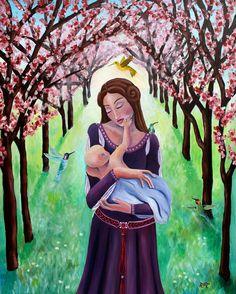 camino maternidad