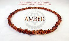 Amber Necklace Cognac Amber Adult Necklace Unisex by SunstoneCraft