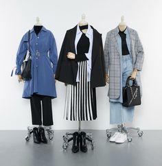 winter outfits, coats, trousers and shirts Cute Fashion, Modest Fashion, Look Fashion, Casual Hijab Outfit, Casual Outfits, Cute Outfits, Ulzzang Fashion, Hijab Fashion, Fashion Outfits