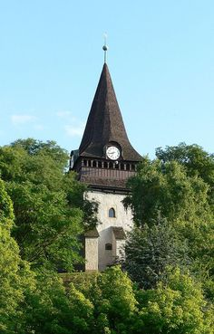 Belfry of the Gothic church,Miskolc Heart Of Europe, Homeland, Budapest, Big Ben, Christianity, Scenery, Country, Building, Travel