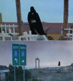 'A Morte' assusta em cemitério nos EUA | Umbuzeiro Online
