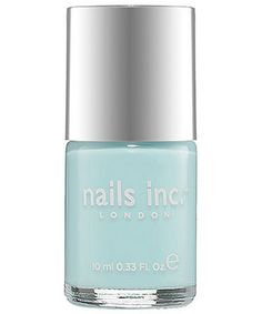 Nails Inc. Chelsea Physic Garden #Refinery29
