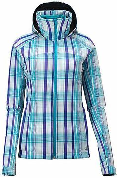 Salomon Women's Snowtrip Premium 3:1 Jacket, Bay Blue, X-Small by Salomon. $180.00