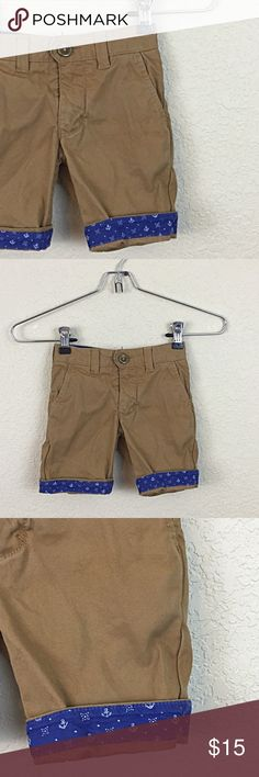 Ted baker khakis Boy's Baker by Ted Baker shorts  size  2 years  No damages Ted Baker Bottoms Casual
