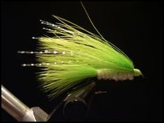 The Marabou Miss - Crappie