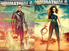Himmatwala movie poster..