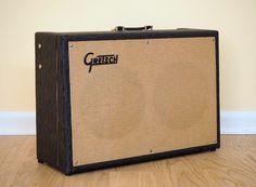 1963 Gretsch 6162 amp