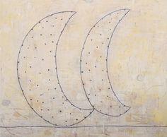 Matías Krahn. La luz partida. Óleo sobre tela, 2013. 162x195cm.