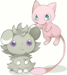 """If mew did lift up an ear, hyberbeams would shoot out and kill everyone in a 300 foot radius. Hence, """"restraint Pokémon"""". Reposting only because it's false. Mew And Mewtwo, Best Rpg, Cute Pokemon, Pokemon Stuff, Pokemon Special, Pokemon Fusion, Cute Toys, Digimon, Mythical Creatures"""