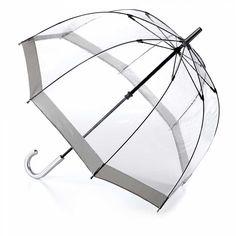 Birdcage-1 Silver  - Available from Fulton Umbrellas