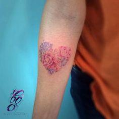 Floral heart by Bryan Gutierrez