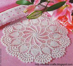 http://neddle-crafts.blogspot.in/2011/04/small-ctochet-circular-doily.html?m=0