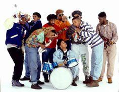Native Tongues: A Tribe Called Quest, Jungle Brothers, De La Soul & Monie… Neon Shorts, A Tribe Called Quest, Love N Hip Hop, Hip Hop Artists, Hip Hop Rap, Hip Hop Fashion, Rap Music, My Favorite Music, Back In The Day