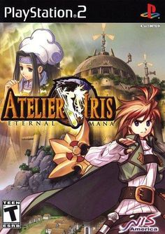 Atelier Iris Eternal Mana - PlayStation 2