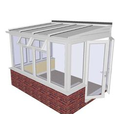 Lean-to Conservatory Prices - lean to conservatories More