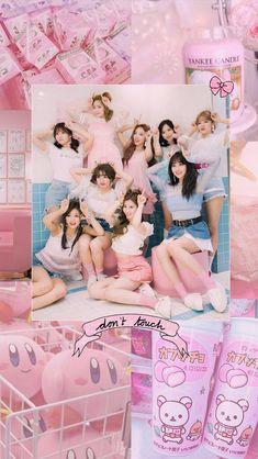 Twice - Wallpaper Sea Wallpaper, Kawaii Wallpaper, Tumblr Wallpaper, Lock Screen Wallpaper, Iphone Wallpaper, Mood Wallpaper, Kpop Girl Groups, Kpop Girls, Taemin