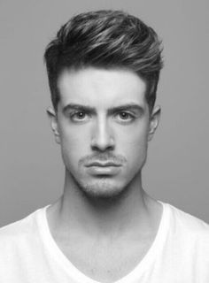 Hairstyle For Men Short Hairstyle For Long Face Men  Women Hairstyles Ideas