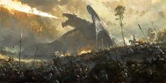 "shear-in-spuh-rey-shuhn: ""GREG RUTKOWSKI The Last One Digital """