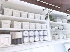 【キッチン】ダイソーの収納BOXをフル活用 | ほんとうに必要な物しか持たない暮らし◆Keep Life Simple◆〜インテリアのきろく〜