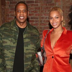 Beyoncé Suits Up For a Broadway Date Night With Jay Z