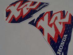 Da D Fee B E D Ecb D Fanta Honda Xr on Xr650l Graphics Kit