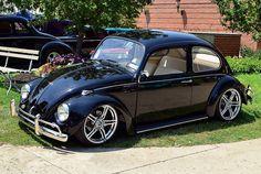 VW Bug Royal Blue