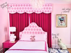 I love that Daily Candy Kids featured a really fun kids room we recently completed. It was such a blast creating a space that was sophisticated yet playful for a super cute little lady!