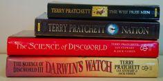Terry Pratchett: Science of Discworld (books 1 & Nation, The Wee Free Men Discworld Books, Terry Pratchett, Science Fiction Books, Fantasy Books, Book 1, Sci Fi, Culture, Free, Ebay