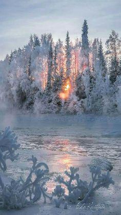 New winter landscape photography christmas snow scenes Ideas Winter Szenen, Winter Magic, Winter Time, Winter Sunset, Winter Photography, Landscape Photography, Nature Photography, Photography Tips, Photography Aesthetic